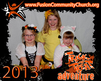 Fusion Community Church Trick or Treat Adventure